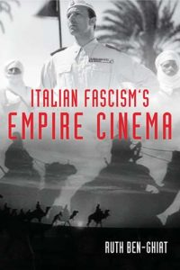 Italian Fascism's Empire Cinema Book Cover