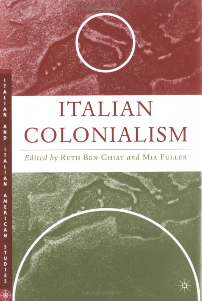 Italian Colonialism Cover