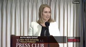 Ruth Ben Ghiat WMHC 2019