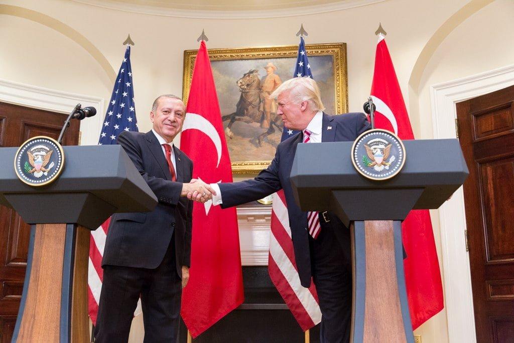Trump's congratulatory call to Erdogan is revealing