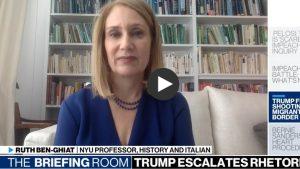 ABC News - Trump escales immigration rhetoric